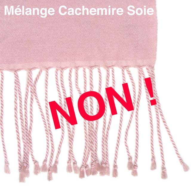 a original cashmere handwoven pashmina never has fringes